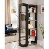 Bakr 72.5 H x 41.75 W Metal Standard Bookcase by Latitude Run®