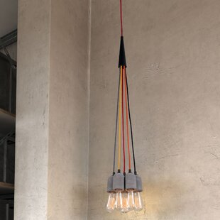 Faith 5-Light Cluster Pendant by dCOR design