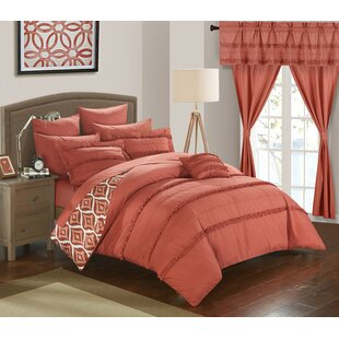Adina 20 Piece Reversible Comforter Set by Chic Home Best Choices