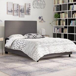 Upholstered Standard Bed