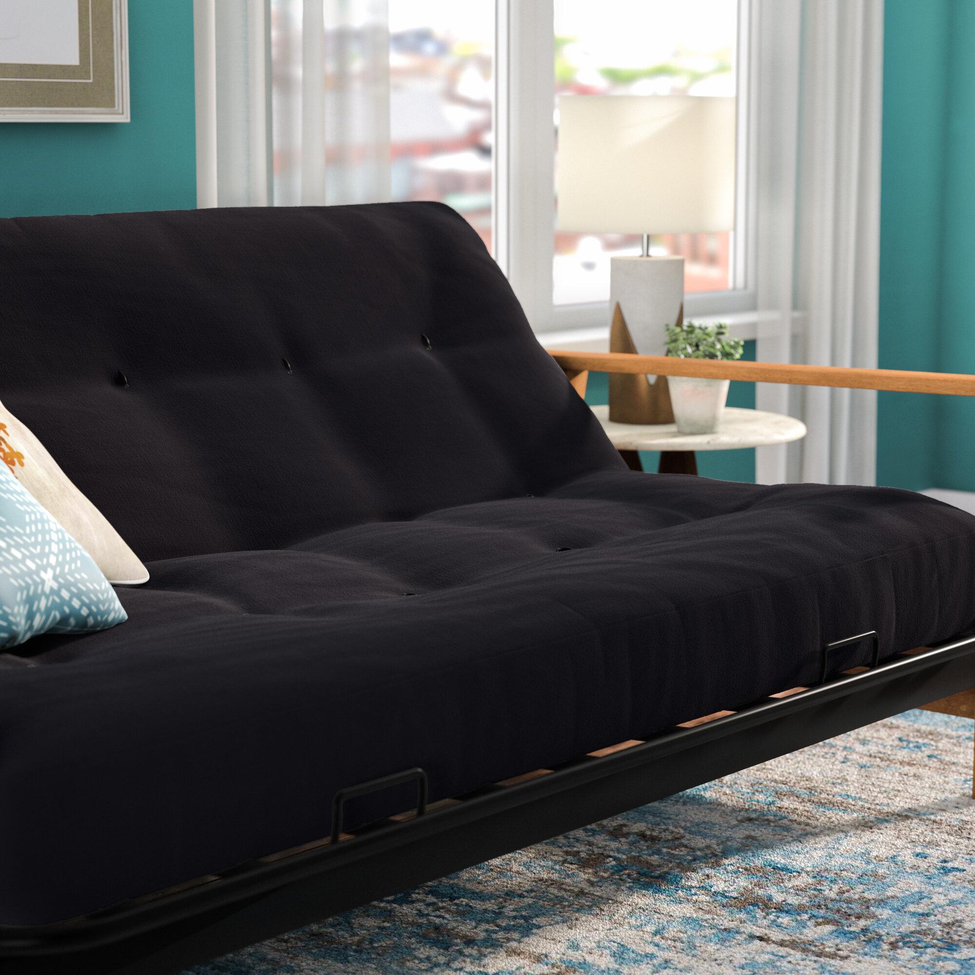 alwyn home vitality 6   full size solid futon mattress  u0026 reviews   wayfair alwyn home vitality 6   full size solid futon mattress  u0026 reviews      rh   wayfair