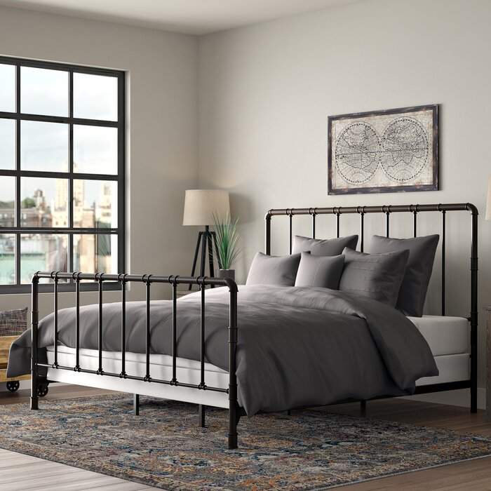 South San Francisco Standard Bed