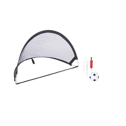 Dunlop Soccer Goal Net Freeport Park Size: 40cm H x 60cm W x 40cm D