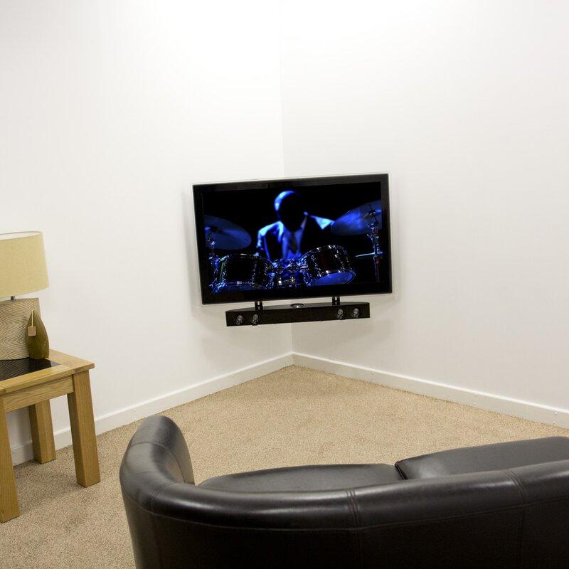 Universal Soundbar Wall Mount For Flat Panel Screens