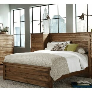 Loon Peak Madeline Panel Bed