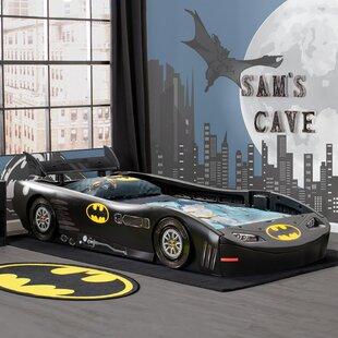 DC Comics Batmobile Batman Twin Bed by Delta Children