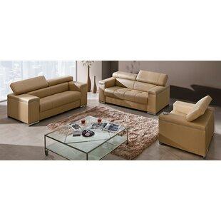 Dolmar Silver Configurable Living Room Set