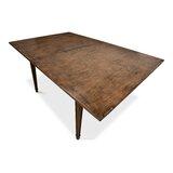 Vineyard Walnut Solid Wood Dining Table by Sarreid Ltd