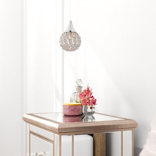 Willa Arlo Interiors Devereaux 1-Light Te..