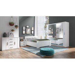 Review Bedwell 4 Piece Bedroom Set
