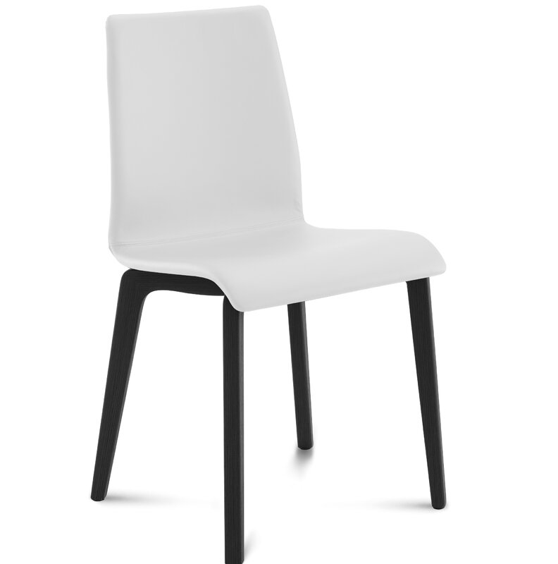 Jude Upholstered Dining Chair Set Of 2 By Domitalia
