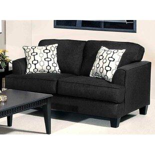 Soprano Loveseat by Roundhill Furniture