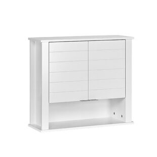 Lalonde 58cm X 50cm Wall Mounted Cabinet By Blue Elephant