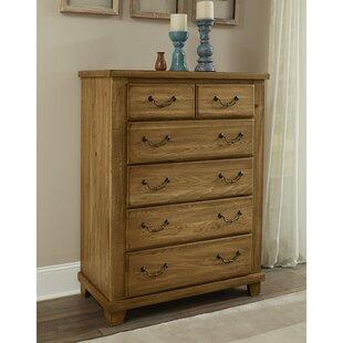 Kaley 5 Drawer Dresser by Mistana
