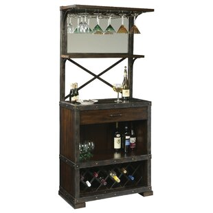 Brees Bar Cabinet by Darby Home Co