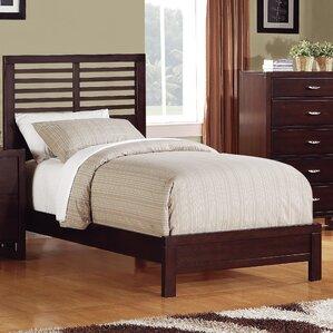 Paula II Slat Bed by Woodh..