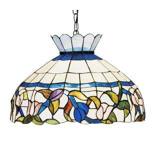 Meyda Tiffany Tiffany 3-Light Bowl Pendant