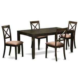 Lynfield 5 Piece Extendable Dining Set