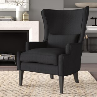Looking for Roma Wingback Chair by Greyleigh Reviews (2019) & Buyer's Guide