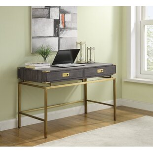 Shop For Laforest 2 Drawer Writing Desk by Mercer41