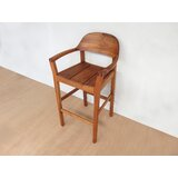 Xiloa Royal Mahogany 30 Bar Stool by Masaya & Co