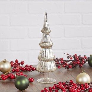 Mercury Glass Christmas Decor | Wayfair