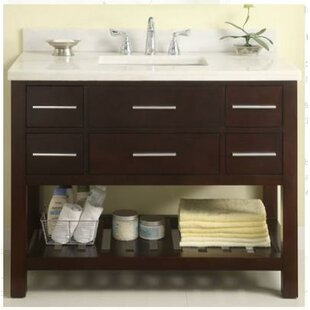 Priva 42 Open Bathroom Vanity Base Only by Empire Industries