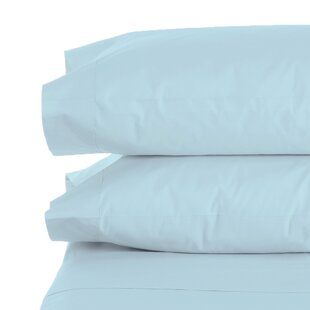 Bostick 1800 Count Bamboo Feel Pillow Case (Set of 2)