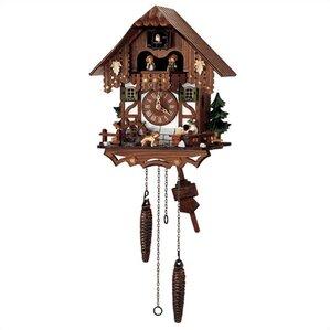 Photo Wall Clock cuckoo clocks you'll love | wayfair