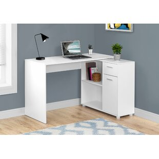 Rolfe L-Shape Writing Desk