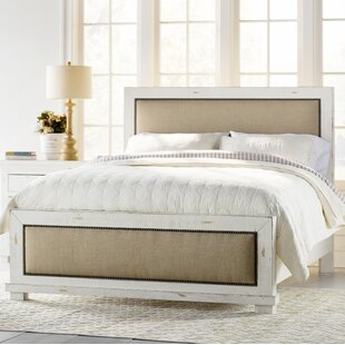 Lark Manor Castagnier Upholstered Panel Bed