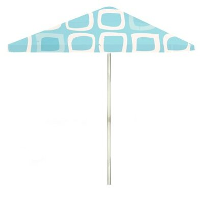 ItS A Girl 6 Square Market Umbrella by Best of Times 2020 Sale