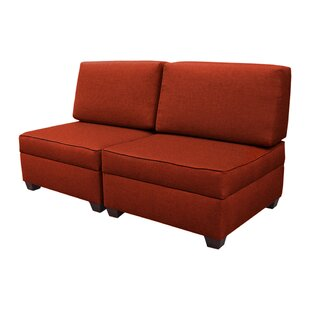 Red Barrel Studio Attica Modular Convertible Sofa
