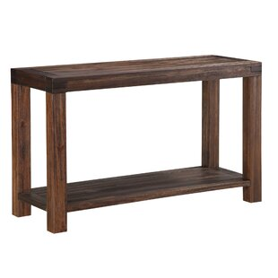 Paulding Rectangular Console Table by Loon Peak