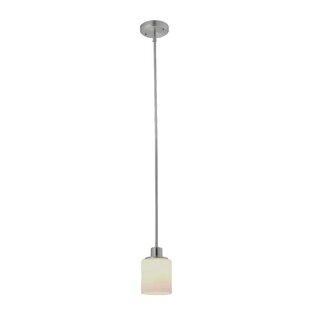 Buckleys 1-Light LED Cylinder Pendant
