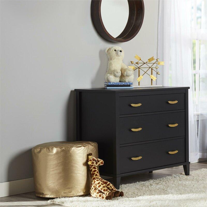bddbdf925b80 Little Seeds Monarch Hill Hawken 3 Drawer Standard Dresser & Reviews ...