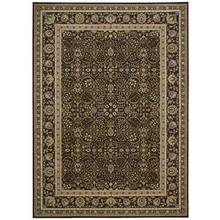 Antiquities American Jewel Espresso Area Rug by Kathy Ireland Home Gallery