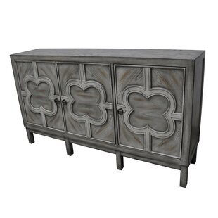 Woodsboro 3 Door Veneer Cabinet by Gracie Oaks
