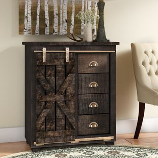 Daub 4 Drawer Accent Cabinet