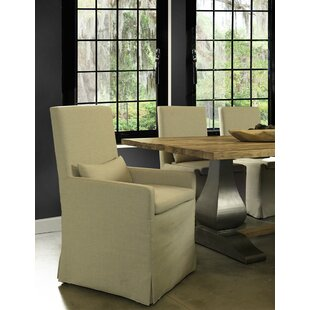 Best Reviews Hoang Arm Dining Upholstered Dining Chair by Gracie Oaks Reviews (2019) & Buyer's Guide