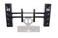 Side Speaker Adapter by Chief Manufacturing