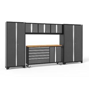 Bold 6 Piece Complete Storage System