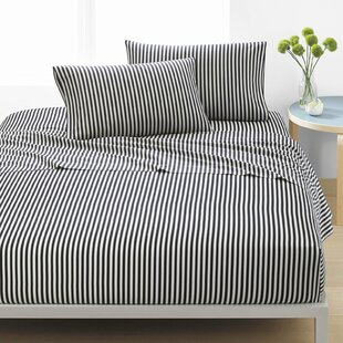 Ajo 200 Thread Count 100% Cotton Sheet Set