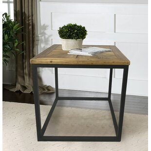 Liggins End Table by 17 Stories