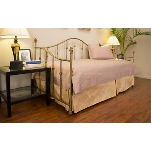 Savings Ridgefield Twin Daybed by Benicia Foundry and Iron Works Reviews (2019) & Buyer's Guide