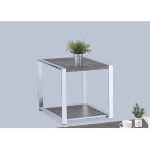 Inexpensive Arica End Table By Ivy Bronx
