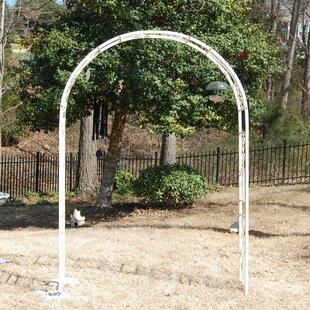 Griffith Creek Designs Vintage Vineyard Steel Arbor