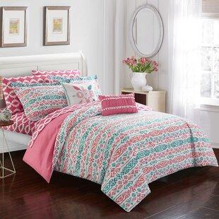 Henrietta Reversible Comforter Set
