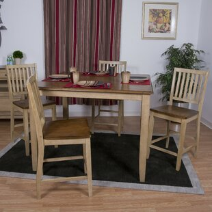 Huerfano Valley 6 Piece Pub Table Set No Copoun