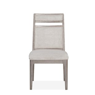 Freitas Upholstered Dining Chair (Set of 2)